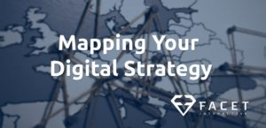 Business strategy mapping and content strategy mapping