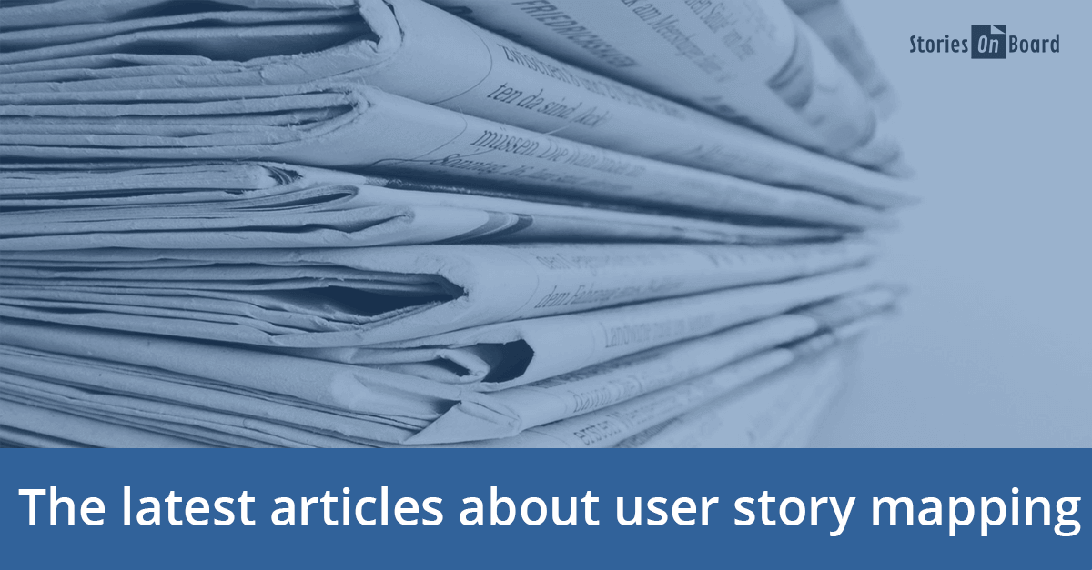 the latest articles about user story mapping
