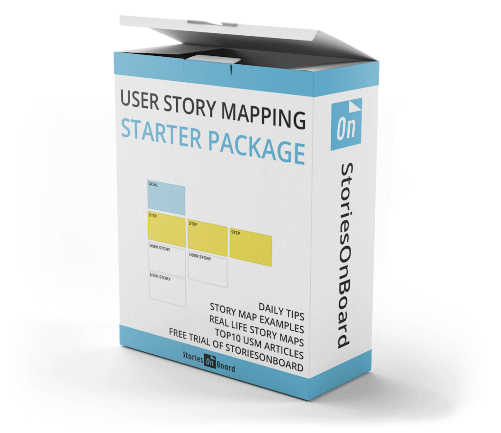 user story mapping starter package
