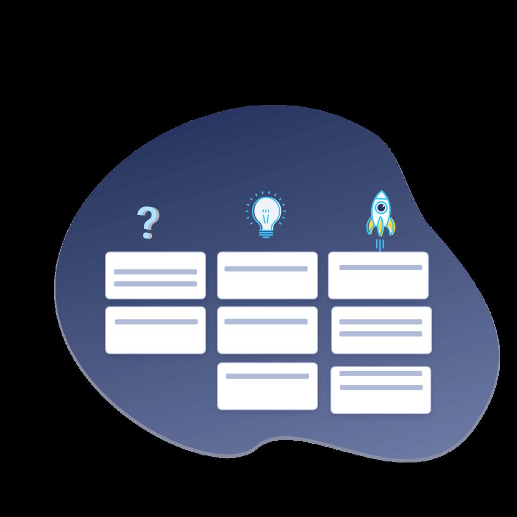 public roadmap for product feedback